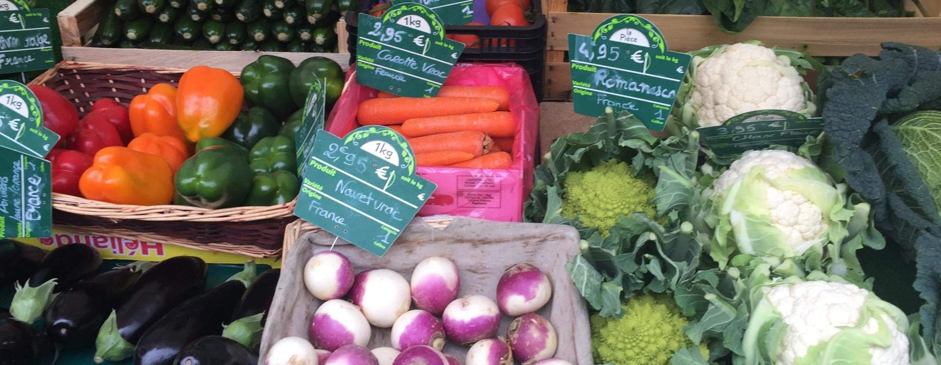 Poučevanje o lokalnih in trajnostnih prehranskih sistemih